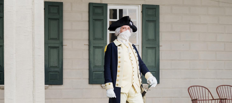 GW Mount Vernon Masked