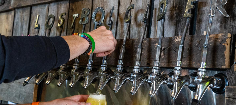 Lost Boy Cider tap