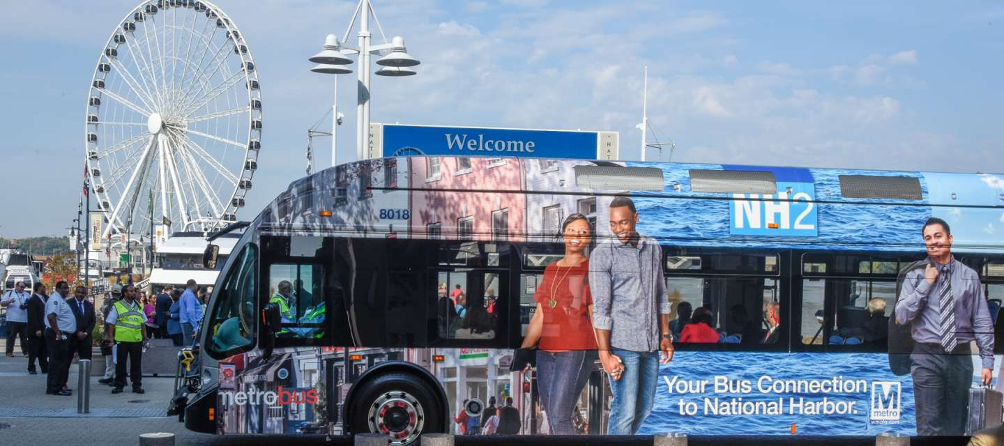 NH2 Bus to National Harbor