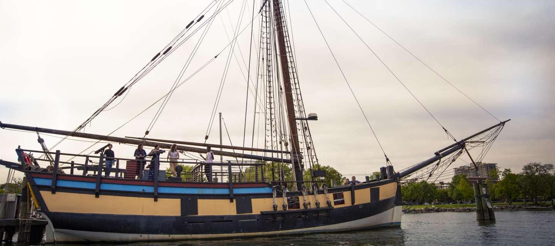 tall ship Providence