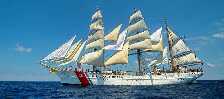 USCG Eagle Tall Ship