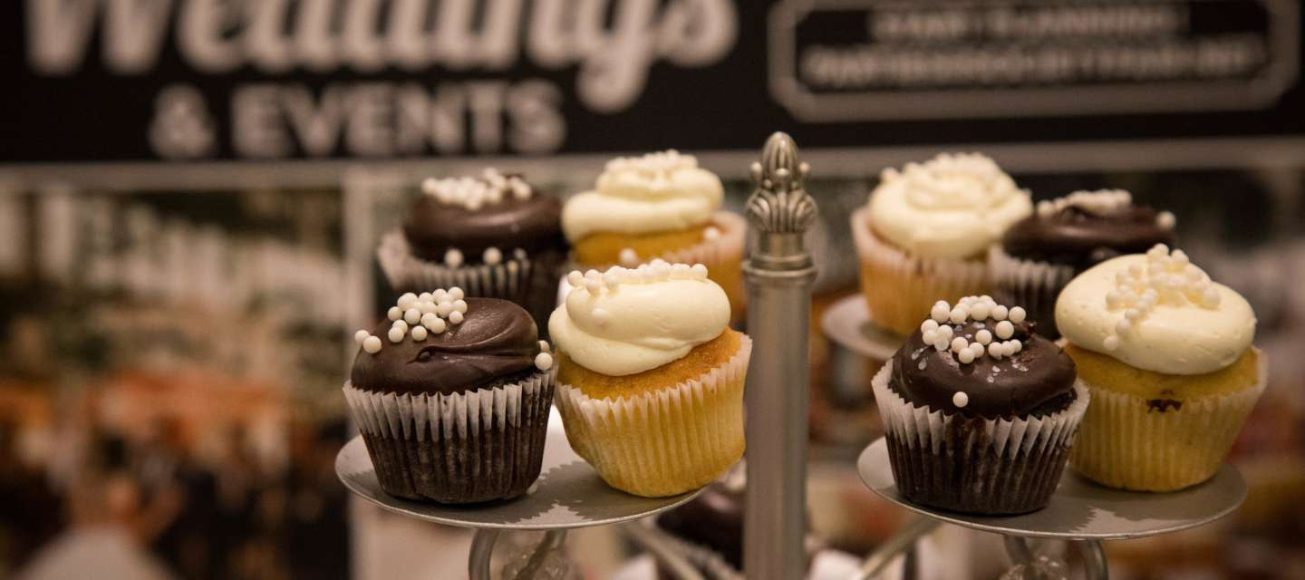 Wedding Showcase Cupcakes