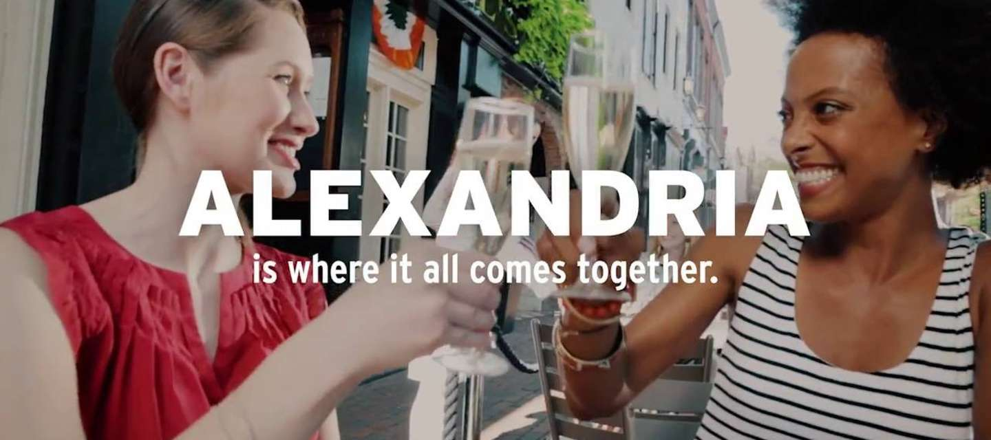Extraordinary Alexandria: Let's Get together