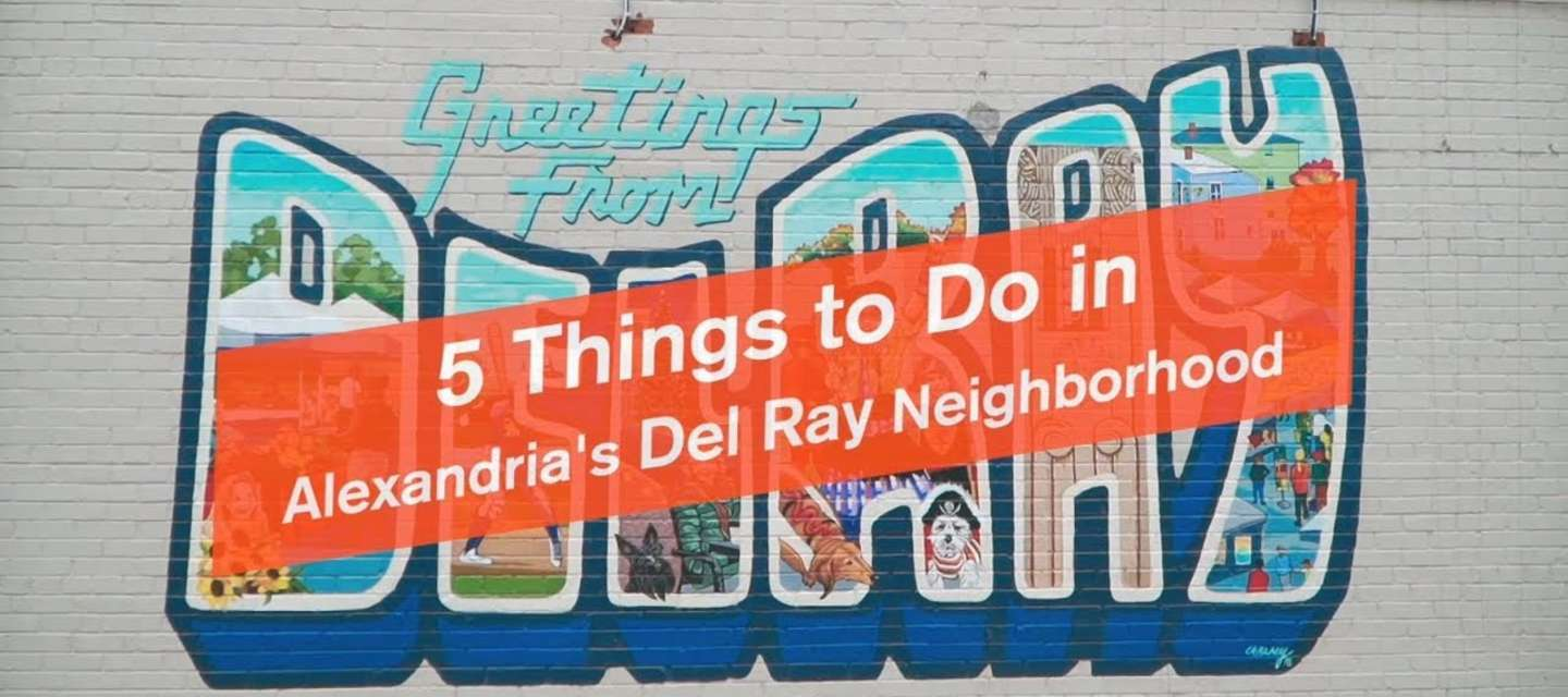 5 Things to Do in Alexandria's Del Ray Neighborhood