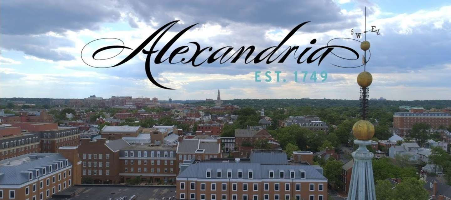 Meet in Alexandria, Virginia