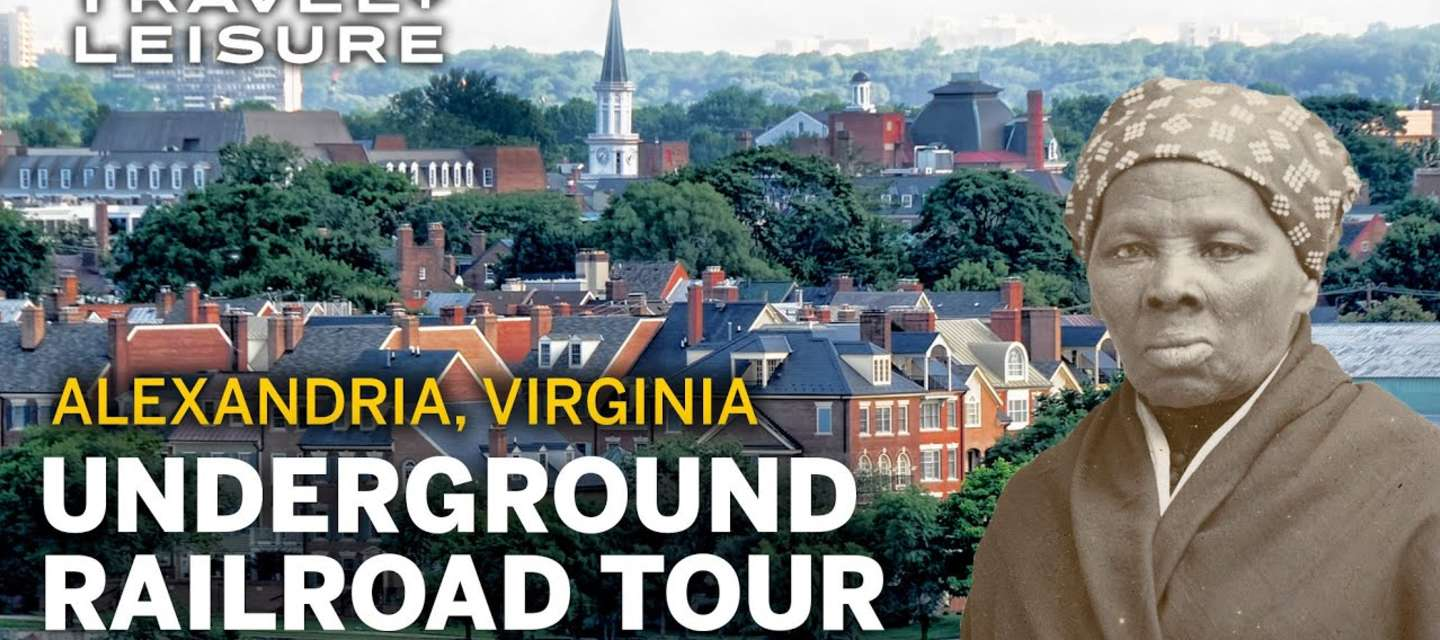4 AMAZING Stories from The Underground Railroad | Historic Walking Tour | Walk with Travel+Leisure