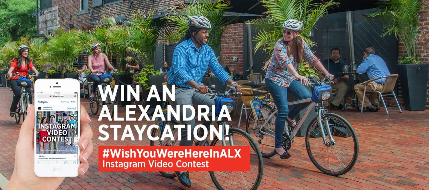 Wish You Were Here Instagram Video Contest