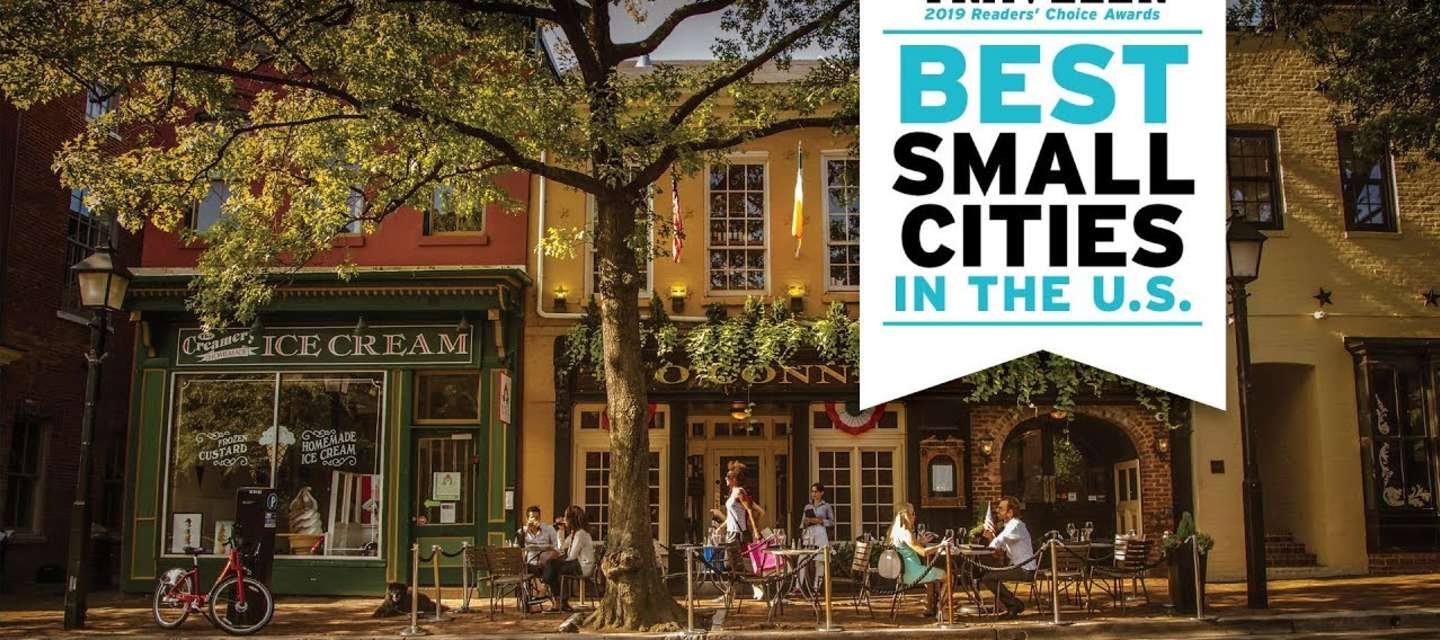 Top 3 Small City – Plan Your Meeting