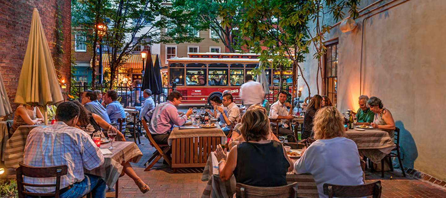 Old Town Alexandria Weekend Itinerary Things To Do Events
