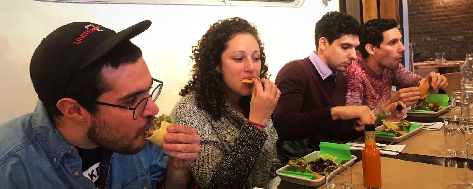 Ama cocina group dining