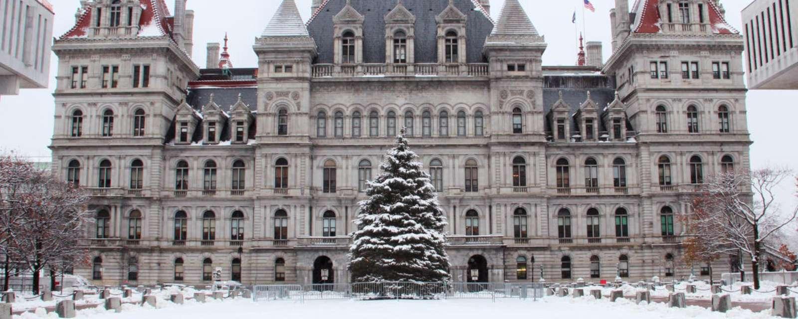 Capitol Winter