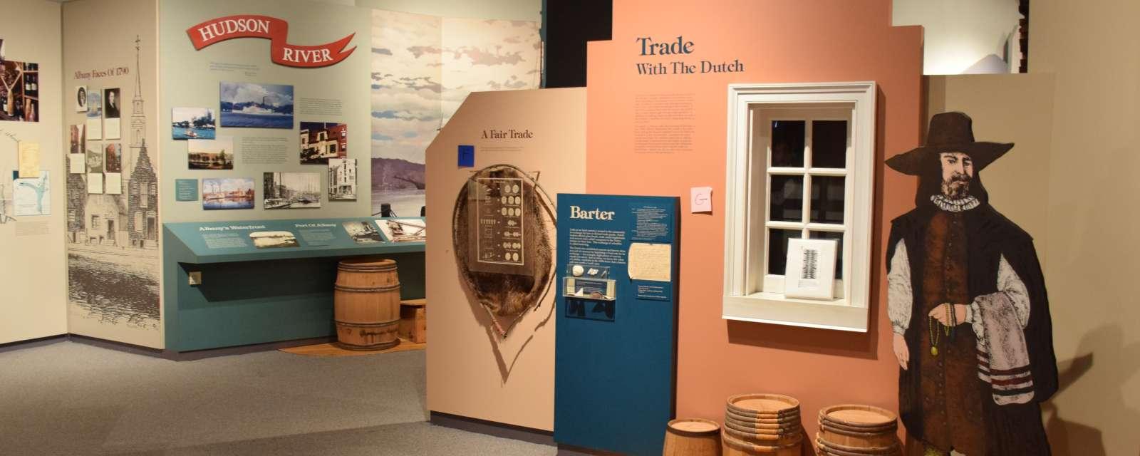 Albany Heritage Exhibit