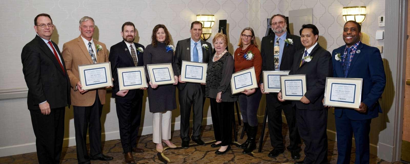 2018 Albany Ambassadors