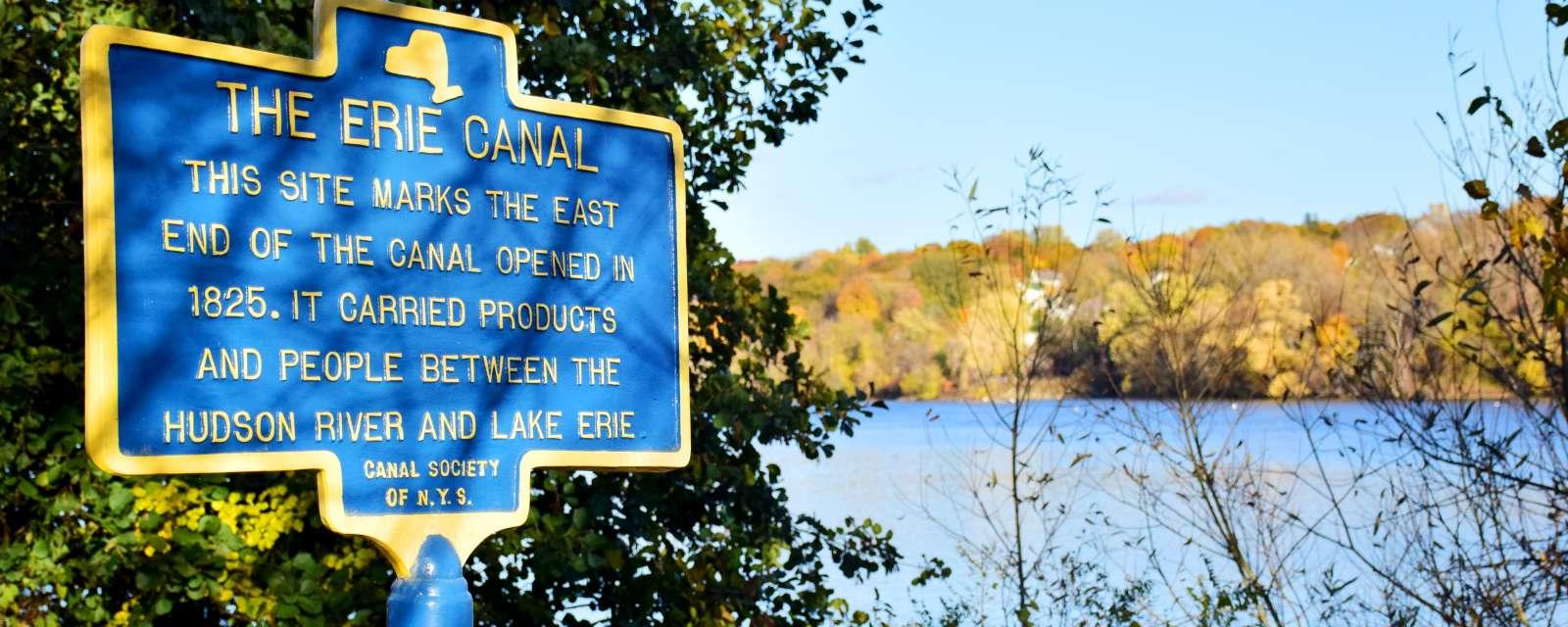 Erie Canal header