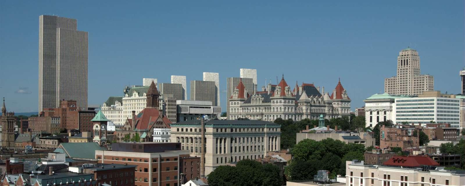 Copy of City skyline