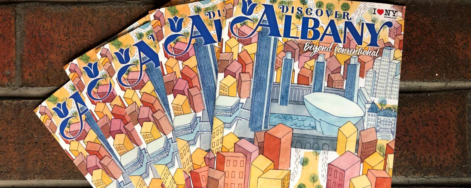 2020 Discover Albany Visitors Guide