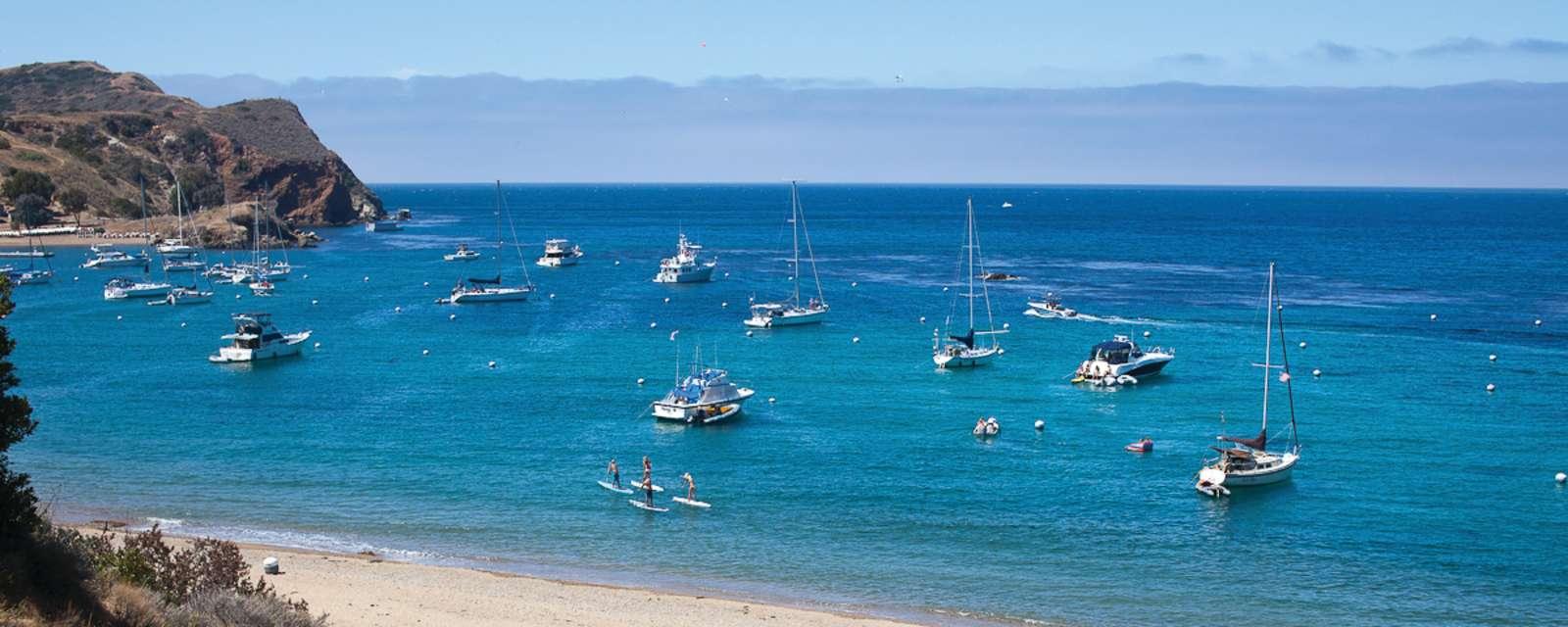 Catalina Island Mooring Info & Rules | Visit Catalina Island