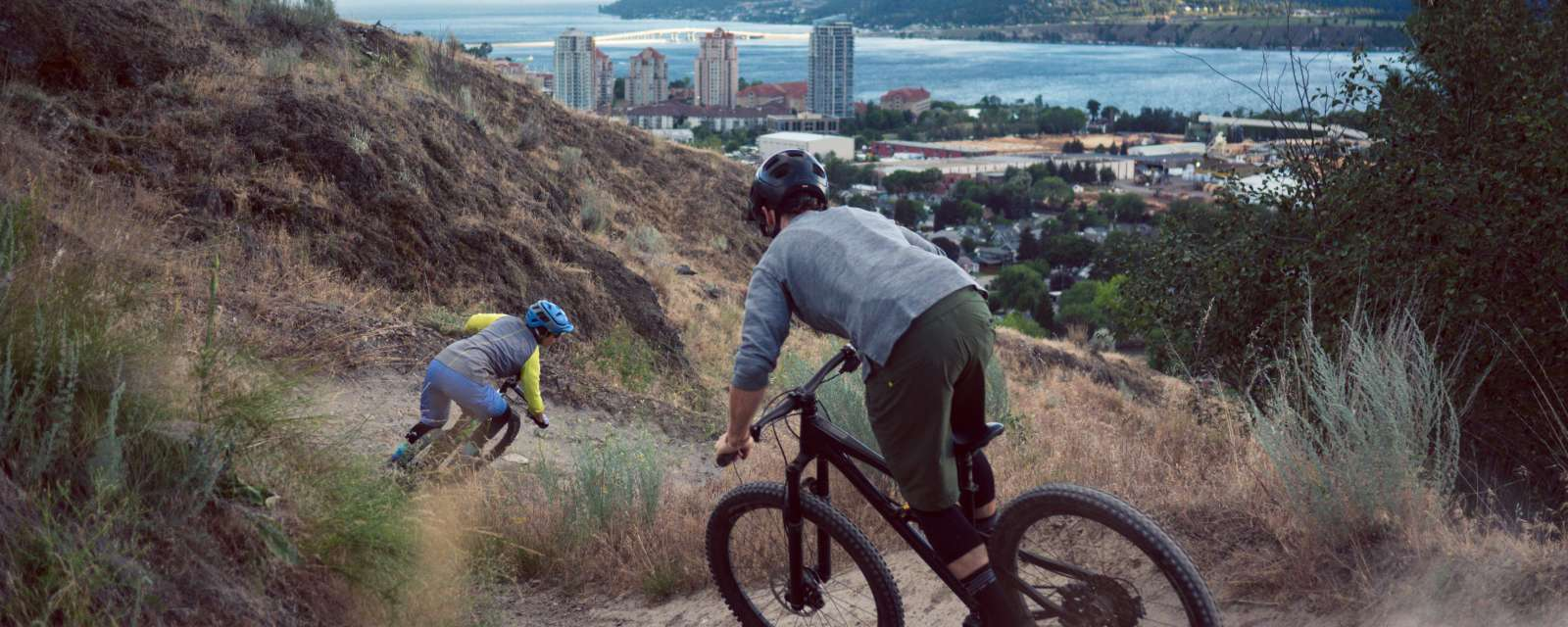 Mountain Biking in Kelowna