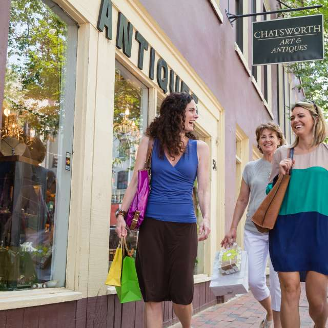 Antiquing Asheville — Barns, Booths and Boutiques