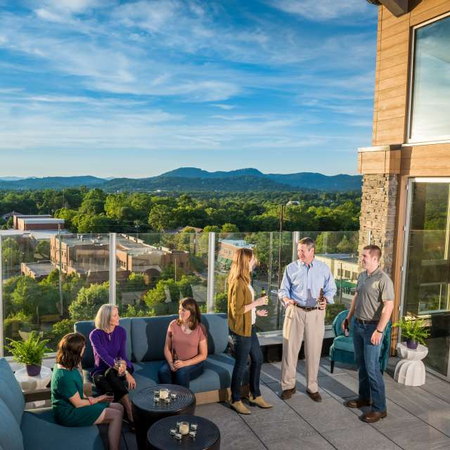 Asheville's Booming Hotel Growth Means More Options for Meeting Planners