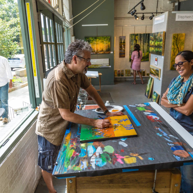 How to Spend a Day in Asheville's River Arts District