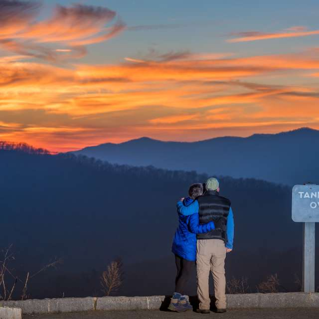 5 Great Winter Hikes Near Asheville