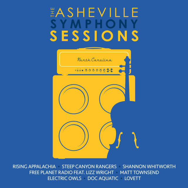 A Soundtrack for the City: The Asheville Symphony Sessions