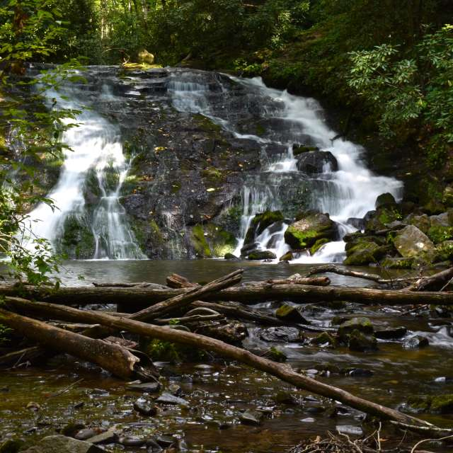 Deep Creek Waterfall Hike