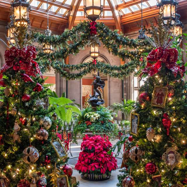 PHOTO TOUR: Christmas at Biltmore 2019