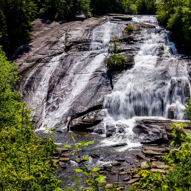 10 Waterfalls Near Asheville, NC