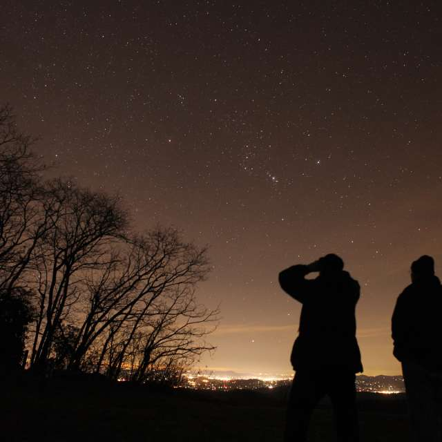Stargazing in the Asheville Area