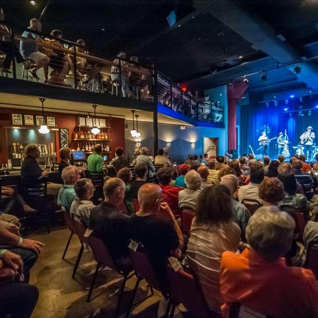 Asheville Venue Guide: Asheville's Iconic Music Venues