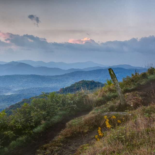The 5 Most Photogenic Hikes on the Appalachian Trail Near Asheville