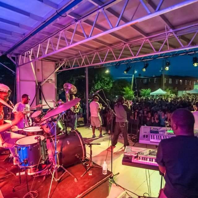 Tap Your Toes at Asheville Music Festivals