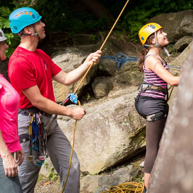 Climb, Soar and Paddle Around Asheville With a Little Help from Local Guides