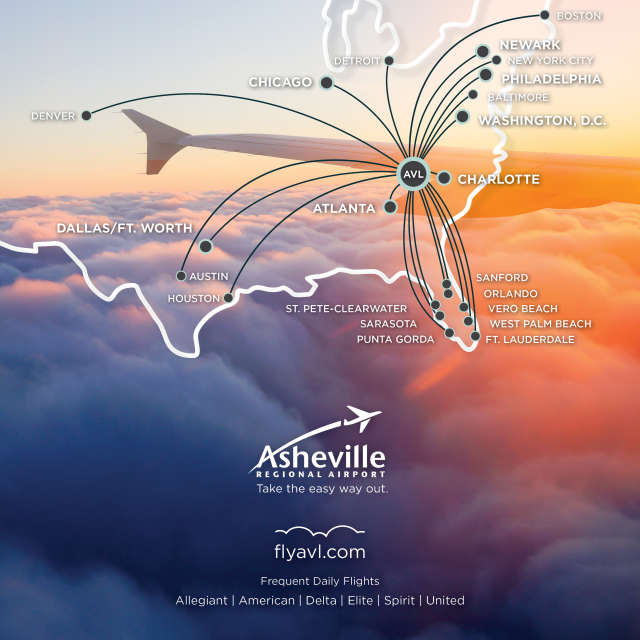 Asheville Regional Airport: 2020 News
