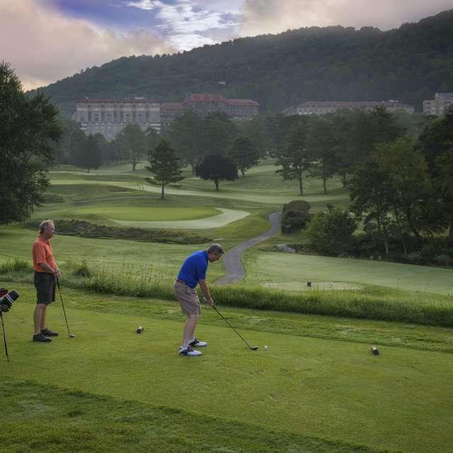 Mountain Golf in Asheville, N.C.