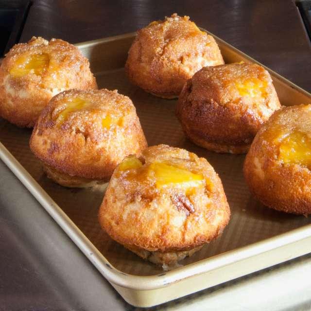 Pecan Sticky Buns with Crème Fraîche Recipe