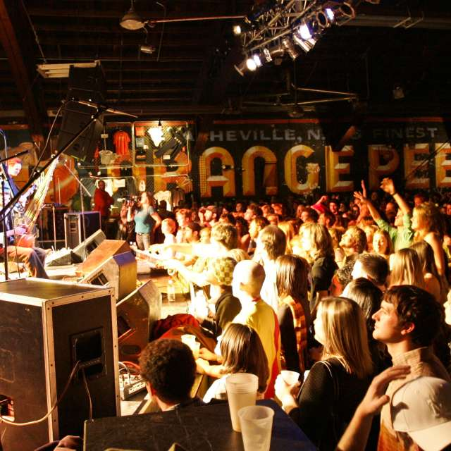 Live Music Lives in Asheville