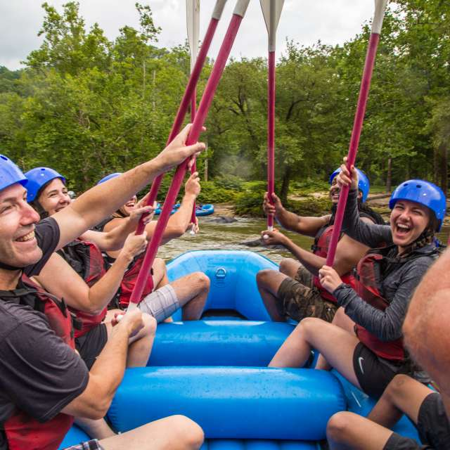 Asheville's Ultimate Team Building Adventures