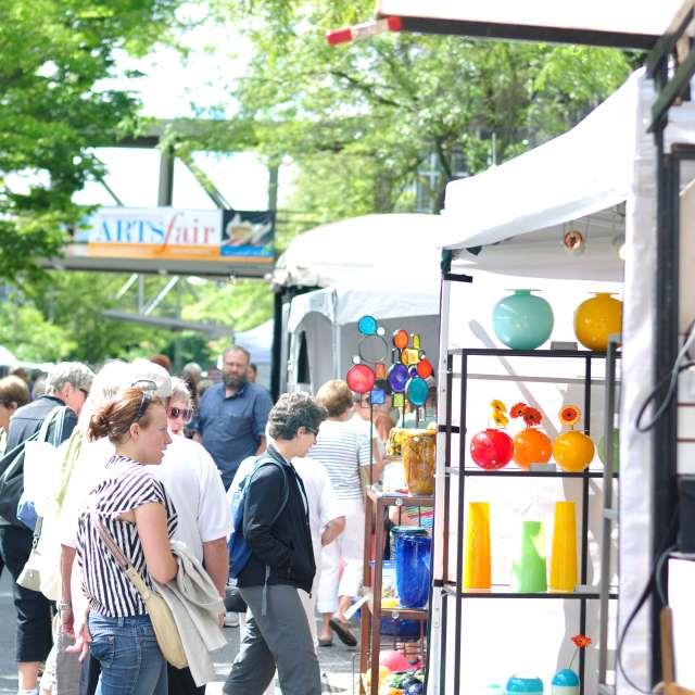 BAM Arts Fair ARTSfair (2014)