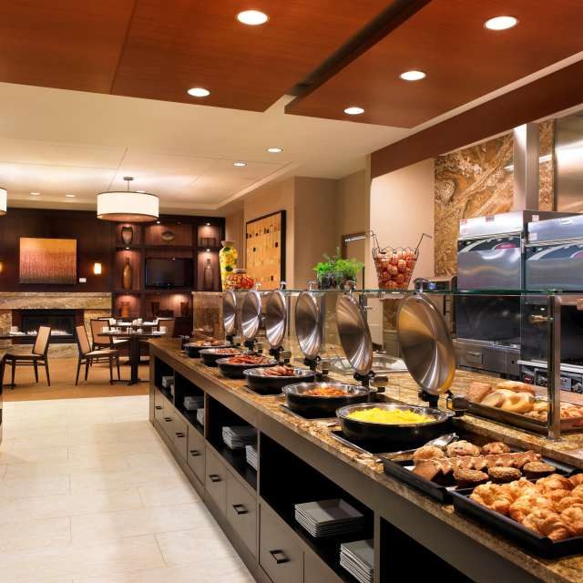 Hyatt Regency Bellevue Eques Buffet