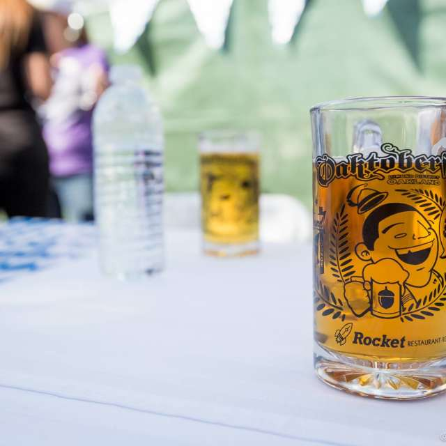 Oaktoberfest in the Dimond
