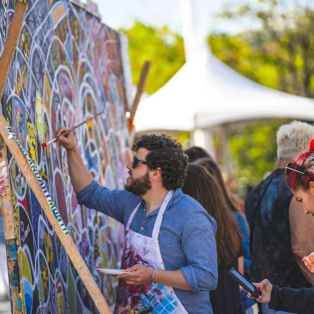 Art and Wine Festival 2018