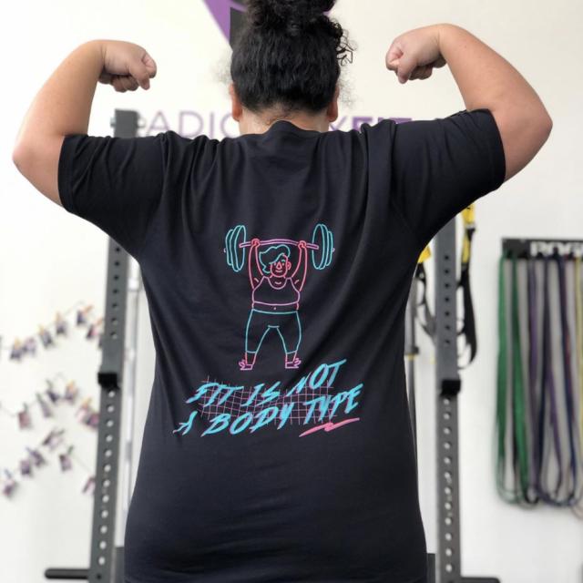 Radically Fit Gym IG Shot