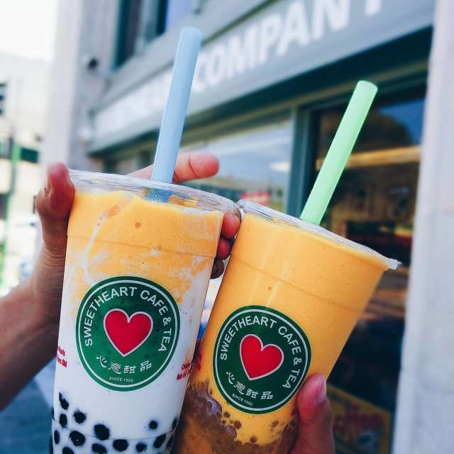 Boba Tea Photo