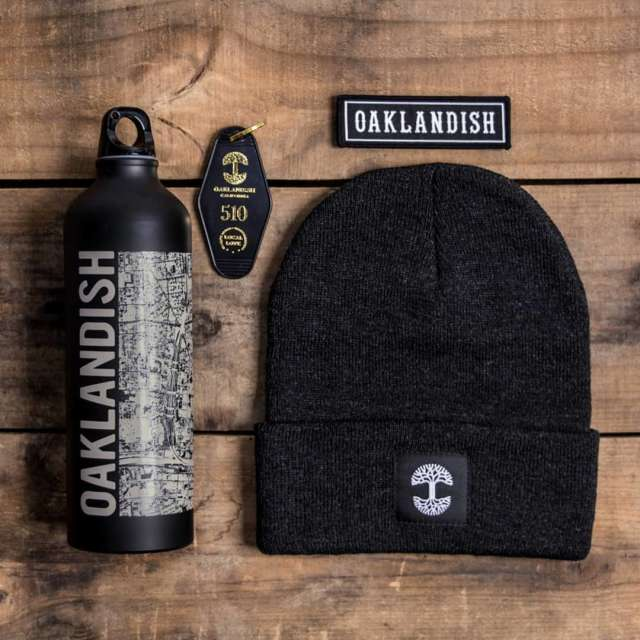 Oaklandish Holiday Giveaway 2018