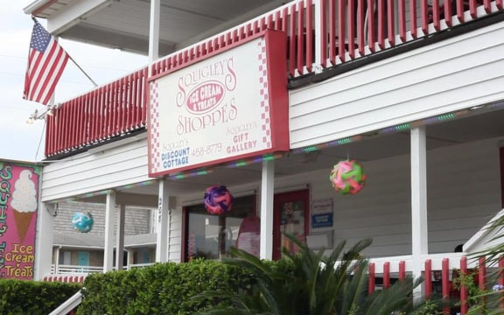 Go Local - Squigleys Ice Cream