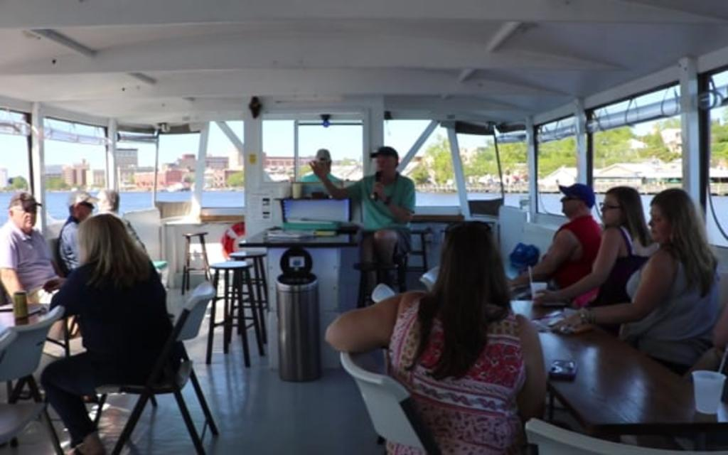 Go Local - Wilmington Water Tours