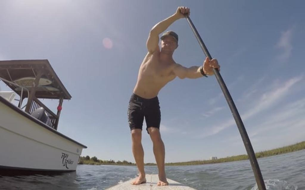 Go Local: Wrightsville SUP